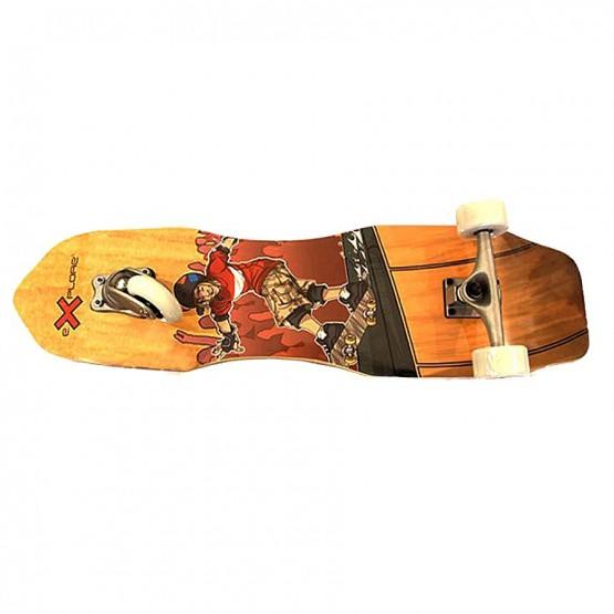 Скейтборд CROSSBOARD